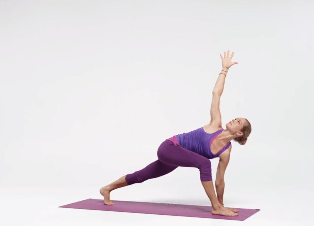 hjemmetrening med yoga